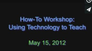 how to workshop may 15 2012 snip