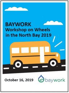 BAYWORK WOW NB-2019 binder cover with border